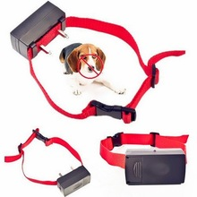 1pc Anti Bark Electronic No Barking Dog Training Shock Control Collar Trainer 2016 New Arrival Pet Product