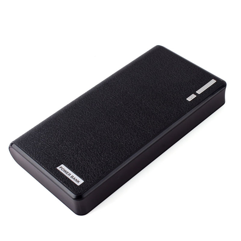 50000mAh Dual USB High Quality External Power Bank Backup LED Battery Charger for iPhone HITM #56282(China (Mainland))