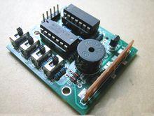 16 Music Box/16 Sound Box//electronic DIY Kits With A Battery Box(China (Mainland))