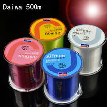 500M New Brand DAWA Series Super Strong Japan Multifilament PE Braided Fishing Line