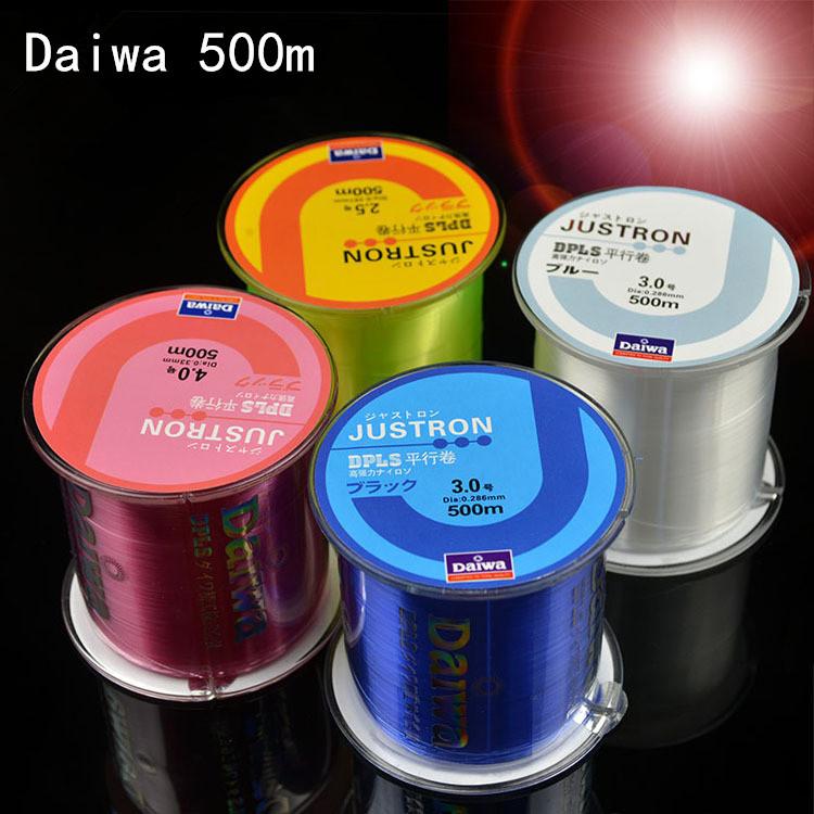 Z60 New Brand Daiwa Series Super Strong Japan Monofilament Nylon Fishing Line YX012(China (Mainland))