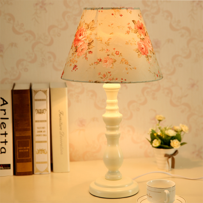 bedroom lamp bedside lamp simple warm and lovely small