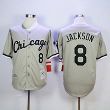 Mens 1 Adam Eaton 8 Bo Jackson 11 Luis Aparicio 14 Paul Konerko Throwback Jerseys color white gray black yellow(China (Mainland))