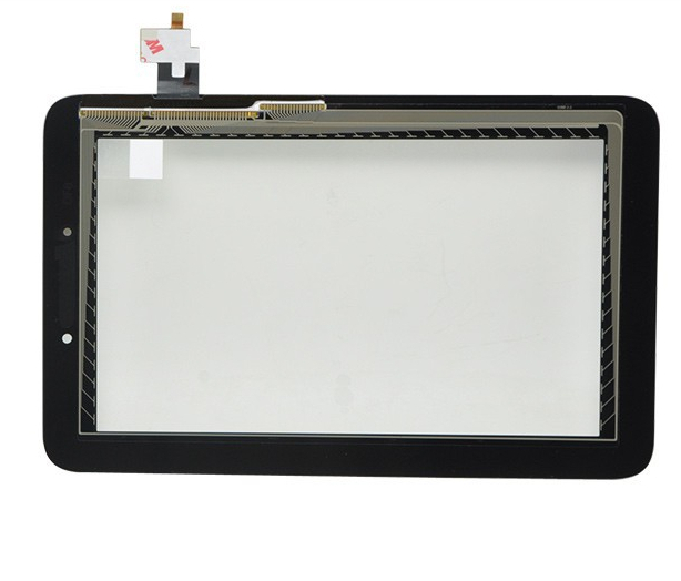 Black Original 7 Lenovo IdeaTab A2107A A2207A Tablet touch screen LCD digitizer panel Sensor Glass Replacement Free Shipping<br><br>Aliexpress