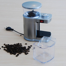 The Stainless Steel Electric Bean Grinding Machine Specialty Coffee Grinder fir for Home GLTHSG0155