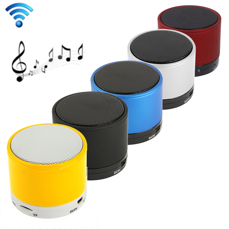 S10Portable Subwoofer Shower Waterproof Wireless Bluetooth Speaker Car Handsfree Receive Call Music Suction Phone Mic For