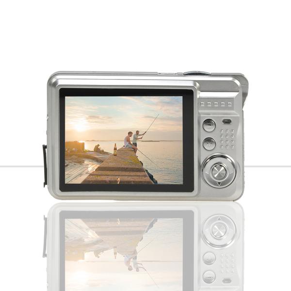 18MP CMOS 2 7 inch TFT LCD Screen HD 720P Digital Camera 8x Digital Zoom SD