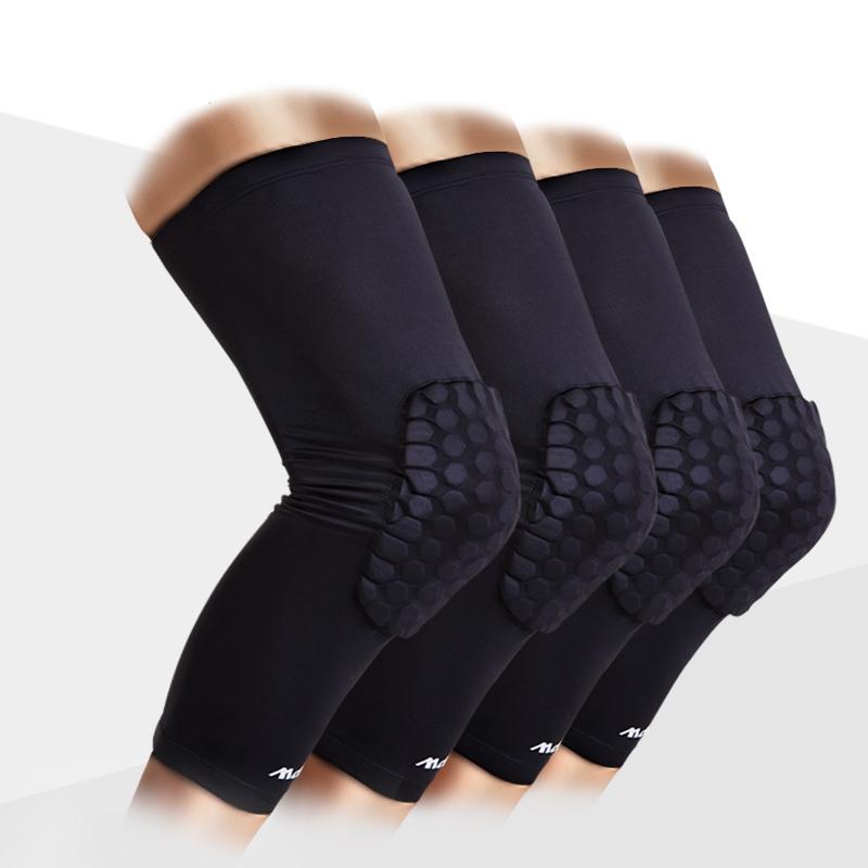 Kneepad Basketball Sports Protective Gear Kneepad Professional Sports Basketball Arm Sleeve For ...