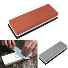 double Side 1000/4000 and 3000/8000 Grit Professional Knife Sharpener Sharpening Grinding Stone Whetstone(China (Mainland))