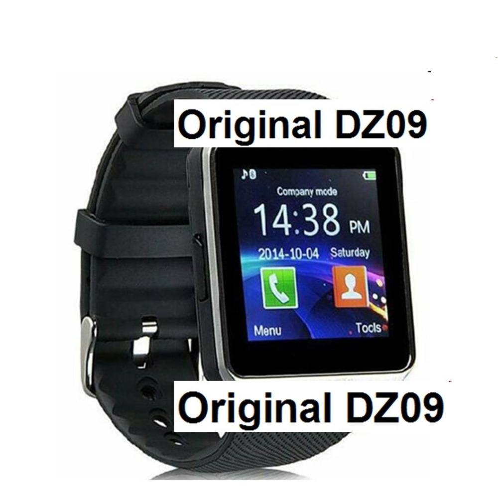 2016 Hot Selling SmartWatch Bluetooth Smart Watch DZ09 For Apple/Samsung/Android/IOS Phone Wearable Watch Smart Mobile Syn SIM(China (Mainland))