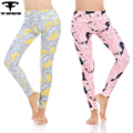 Camouflage Yoga Pants Printing Sports Leggings Fitness Running Tights Women Breathable Quick Dry Sportswear