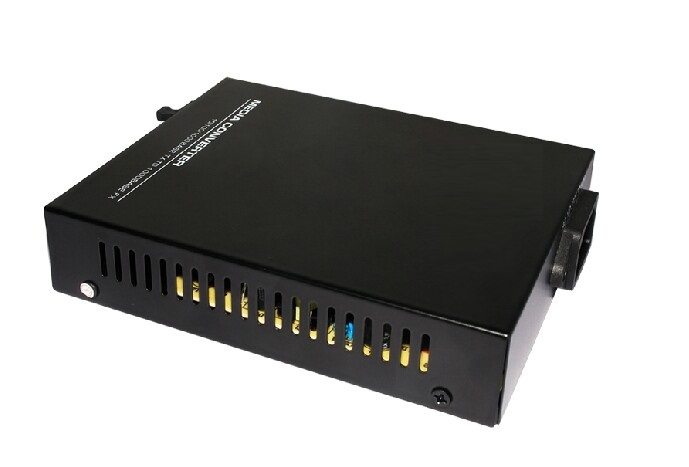 100/1000Mbps 1port Ethernet fiber optic media converter -SC ethernet switch - vscheap trade CO., LTD.'s store