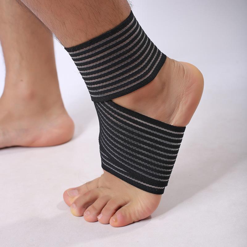 Bandage Ankle Support Brace 70*8cm Sports Feet Care Boxing Tobilleras Deportivas Muay Thai Ankle Taekwondo Foot Protecter LT011(China (Mainland))