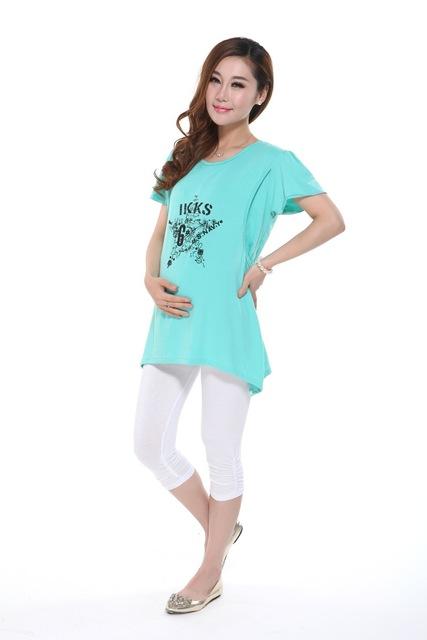 Грудь кормление уход одежда футболки для беременных женщины для беременных младенцы ...