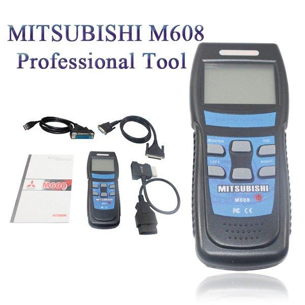 Средства для диагностики для авто и мото MITSUBISHI M608 MITSUBISHI MITSUBISHI комплект шнуров для диагностики авто