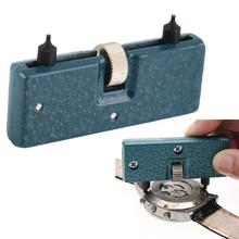 Watch Repair Tool Kit Adjustable Back Case Opener Cover Remover Screw Watchmaker Open Battery Change(China (Mainland))
