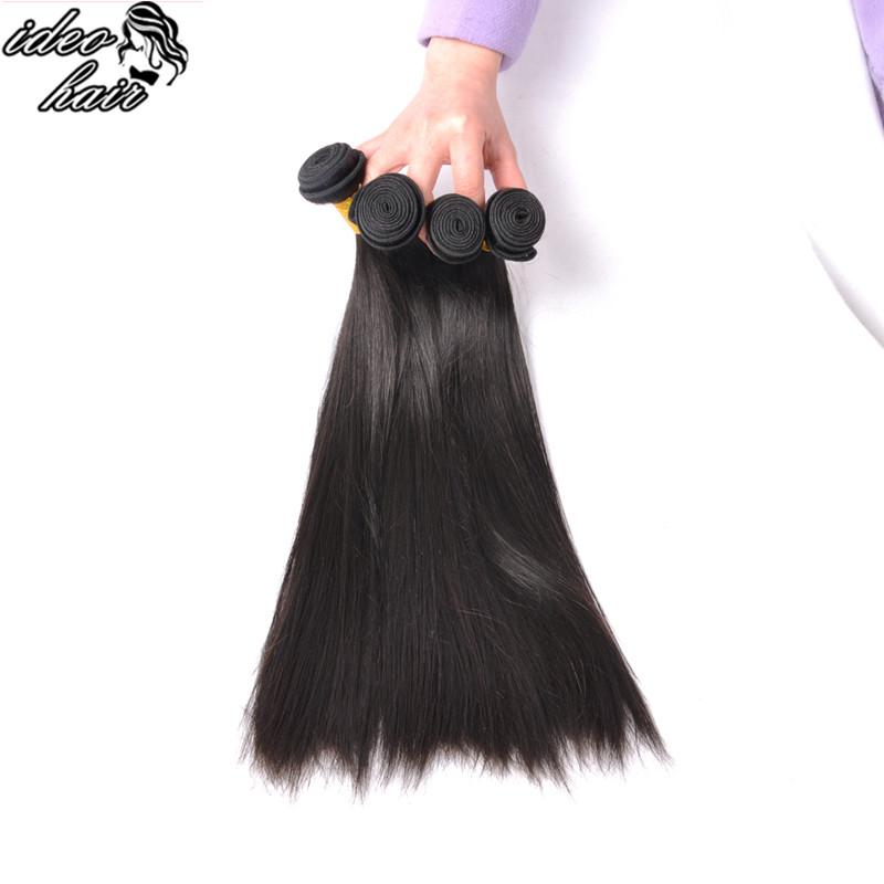 Peruvian Virgin Hair Straight Cheap Peruvian Straight Virgin Hair 4 Bundle Deals Straight Unprocessed Virgin Hair<br><br>Aliexpress