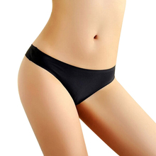Brand new Womens Invisible Underwear Thong Seamless Crotch Panties Briefs S/M/L for women