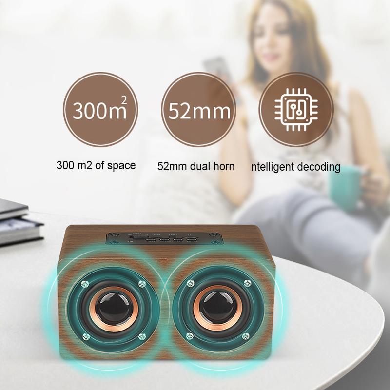 W5 портативный 4 2 Bluetooth динамик s Музыка SoundBox Магнитный сабвуфер деревянный 26513-description-5-l0.jpg