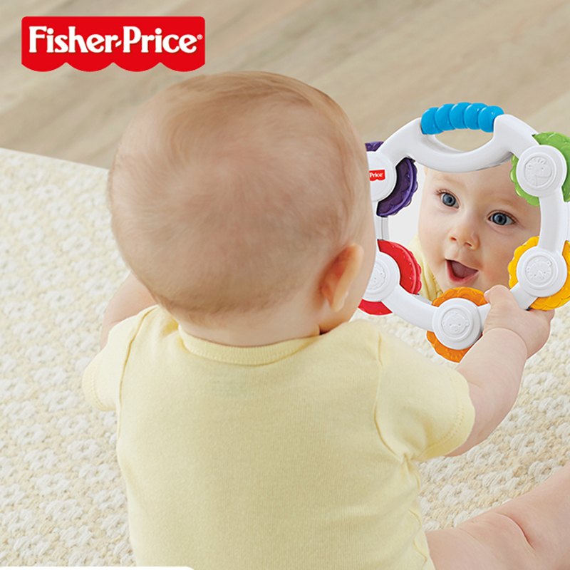 Fisher Price Fisher Beat Small Bell Baby Music Toys Early Childhood Educational Toys Baby Gift CBH75(China (Mainland))