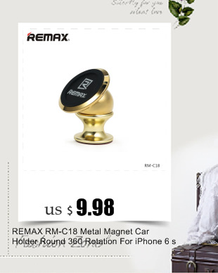 Remax Original USB Car Charger Phone Charger 3 Ports 6.3A Super Fast USB Charging For Smart Phone Cell Phone Free Shipping