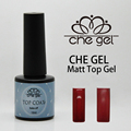Fashion Matte Top Coat UV LED Soak Off Nail GEL 10 ML For Manicure ZJY017