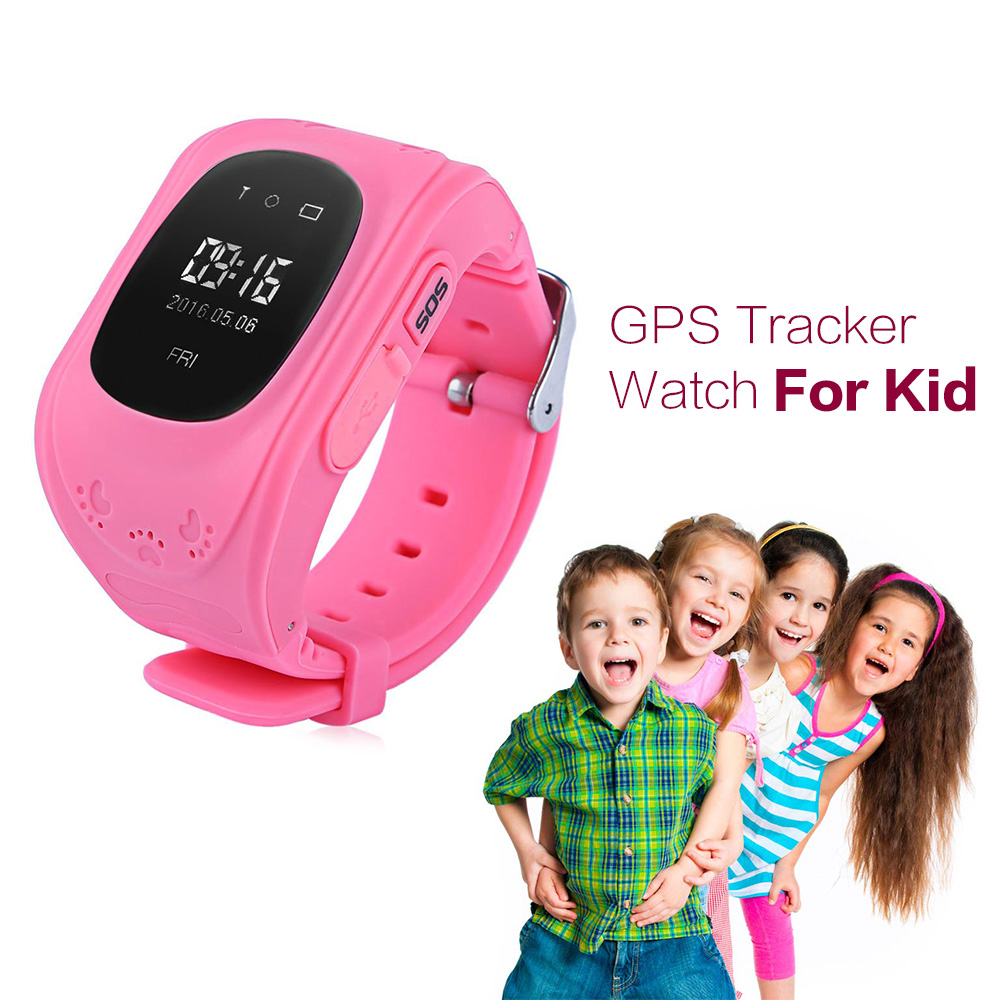 Q50 Smart Children Anti Lost GPS Tracker Watch For Kids SOS GSM Mobile Phone App For IOS & Android Smartwatch Wristband Alarm(China (Mainland))
