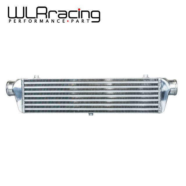 WLR STORE-550*140*65mm Universal Turbo Intercooler bar&plate OD=2.5 inch Front Mount intercooler WLR-IN811-25 - WLRacing Store store