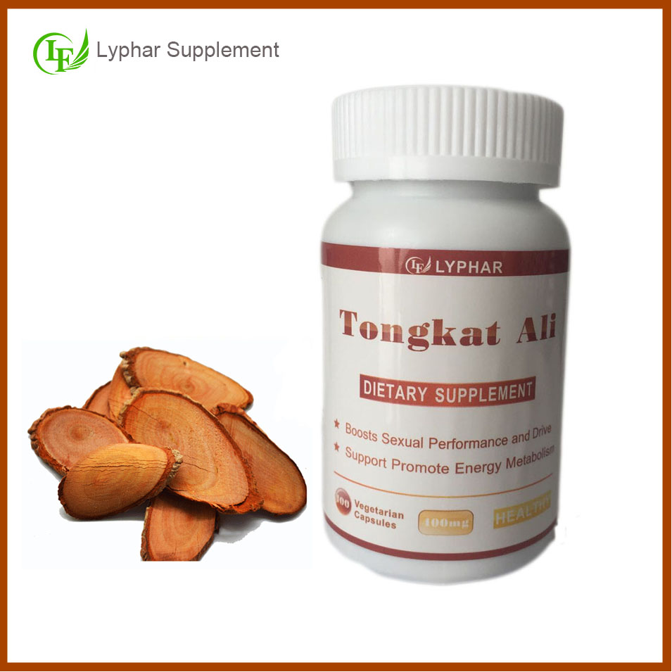 Free shipping 1 bottle (500 mg X100 caps)  tongkat ali extract<br><br>Aliexpress