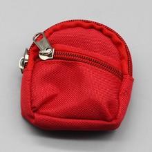 1/6 BJD аксессуары для кукол SD рюкзак игрушки для детей тканевый кошелек портмоне подходит для 30 см Одежда для кукол детские подарки на день ро...(China)