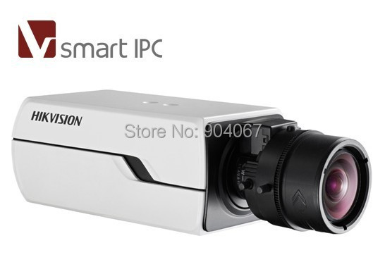 Hikvision camera, DS-2CD853F-E = DS-2CD4024F, 2MP Network Camera, PoE, Smart Face Detection, Defog, EIS, BLC, HLC , CCTV camera