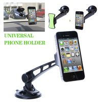 TIROL T20640a Free Shipping Car Adhesive universal Black Holder & Stands Suitable for Mobilephone/Mp4/GPS/PDA/MP3
