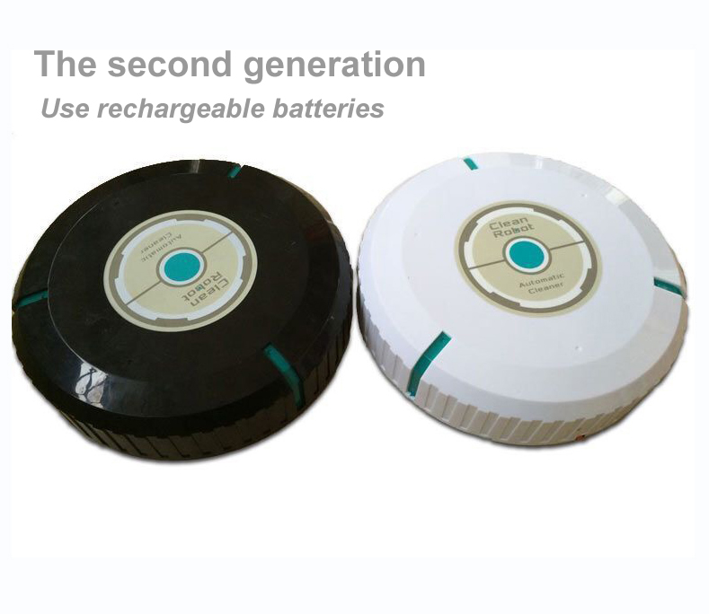 NEW vacuum cleaner mini Auto japan robot cleaner sweept Microfiber Smart Robotic Mop Automatical Dust Use rechargeable batteries(China (Mainland))