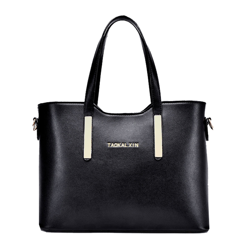 Bolsas Femininas Couro 2015 Women PU Leather Bags Designers Famous Brands Shoulder Bag Ladies Luxury Letter Handbags Sac Femme