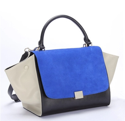 100% Genuine Leather Women Handbags,New Fashion Female Cow Portable Shoulder Bags,Casual Vintage Bat Smiley bag,Totes - Your Preferred _ Brand Bag Store store
