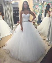 Buy Ball Gown Wedding Dresses China Sweetheart Wedding Gowns Weeding Weding Bridal Bride Dresses Weddingdress robe de mariage for $174.45 in AliExpress store