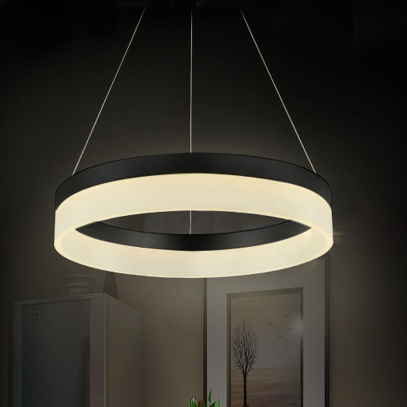 2015 New Modern Led Chandelier Acrylic Round Led Light