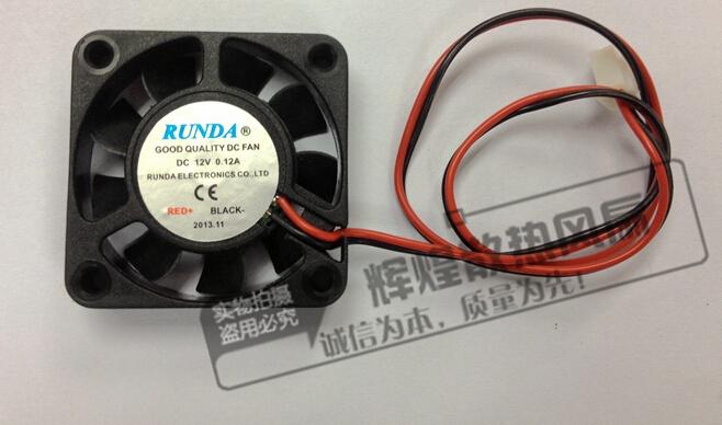 Runda Dc Fans : Runda v a cm fan southbridge dvr mini cooling