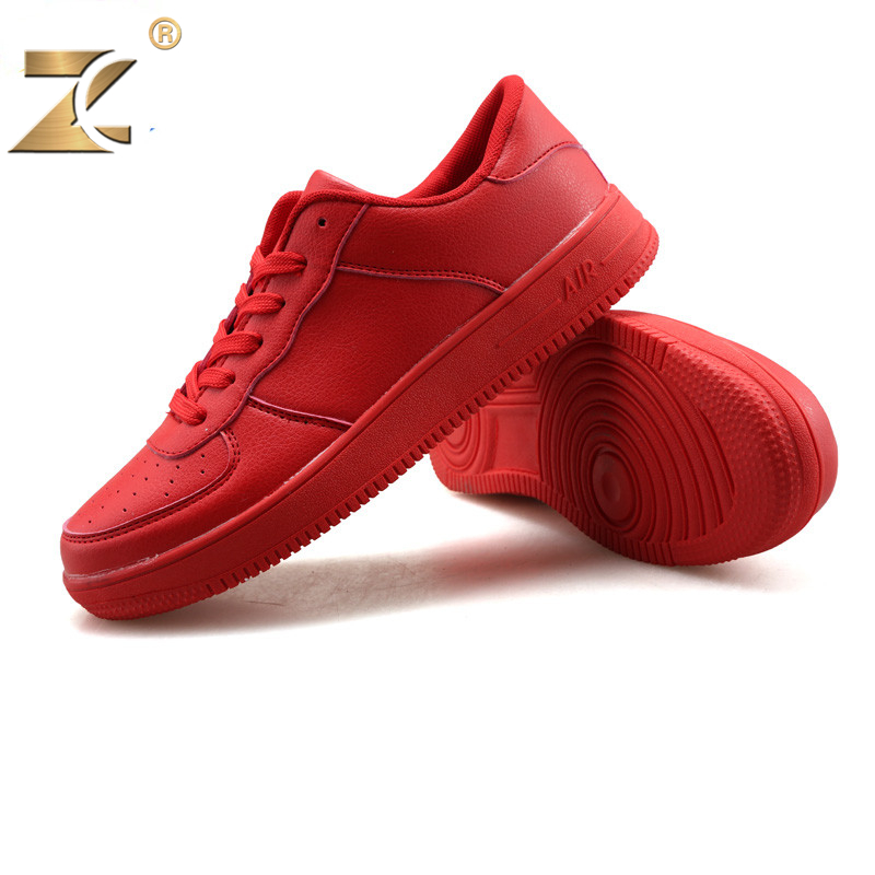 Superstar Walking Air All White Casual Red Bottom Shoes For Men&women Unisex Fashion Breathable Outdoor Lace-up sapatos casuais(China (Mainland))