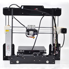 2016 Original New Upgraded Quality High Precision Reprap Prusa i3 DIY 3d Printer kit with 1
