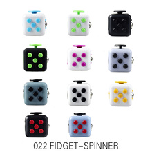 Buy Mini Fidget Cube Toy Vinyl Desk Finger Toys Squeeze Fun Stress Reliever High Antistress Cubo Cube Figet Magic Puzzle for $2.33 in AliExpress store
