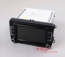 OEM Original Car Radio RCD 510 RCD510 CD MP3 AUX Rear Camera USB w code For VW Jetta Golf 6 GTI MK5 MK6 Passat B6 B7 Tiguan Polo(China (Mainland))