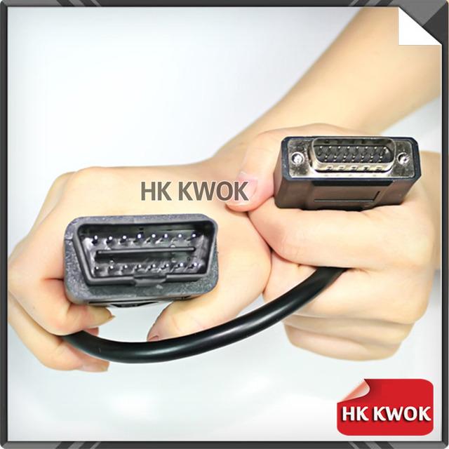 448013 USB Link  OBD2  Cable For Truck Isuzu Nexiq Adapter Connector Diagnostic Cable