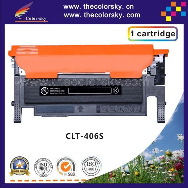(CS-S406) Color toner laser cartridge For samsung CLT-K406S CLT-406S CLX-3305N CLX-3305W CLX-3305FW CLX-3305FN (1.5k/1k pages)<br><br>Aliexpress