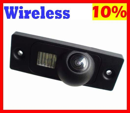 wireless Car Rear View Camera Rearview Reverse Backup for SKODA Fabia SS-631 parking assist reversing system