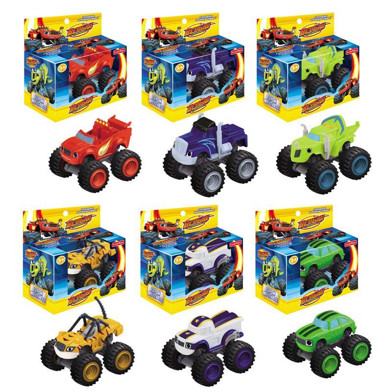 blaze machine toys
