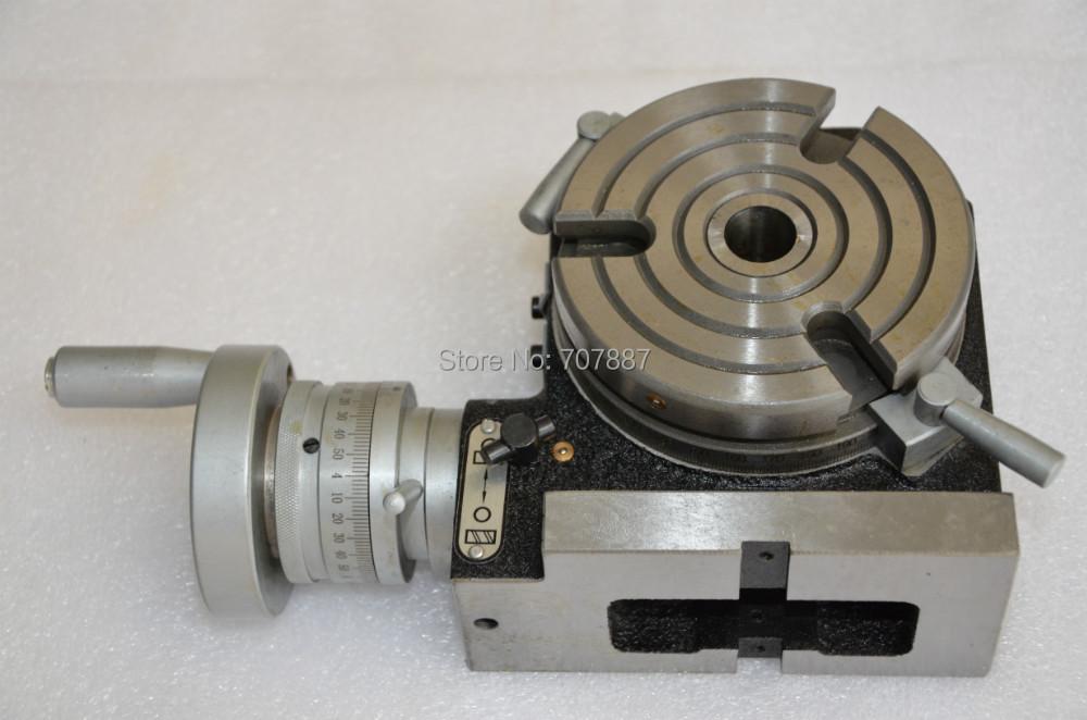 HV-4 TSL100 vertical&horizontal rotary table,indexing head(China (Mainland))