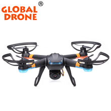 Global Drone GW007-1 2.4Ghz 4CH 6-Axis RC Quadcopter Drone 0.3MP Camera HD White Black RTF BNF Helicopter Toy Gift VS Syma X5SW