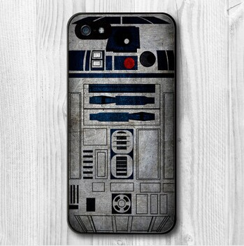 Retro Star Wars R2D2 Robot Protective Cover iPhone 5 5S 5C 4 4S 6S 6Plus Phone Case - ShenZhen HTWU Technology Ltd. store
