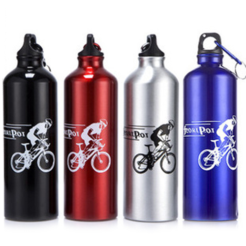 Unbrearable 700ML Outdoor Riding Kettle Cycling EDC Sport MTB Bicycle Aluminum Alloy Water Bottles Mountain Bike - Moving Life store